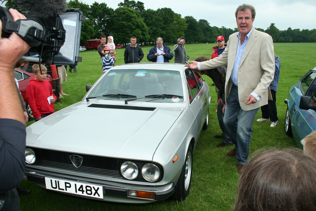 BBC won't renew contract of 'Top Gear' host Jeremy Clarkson