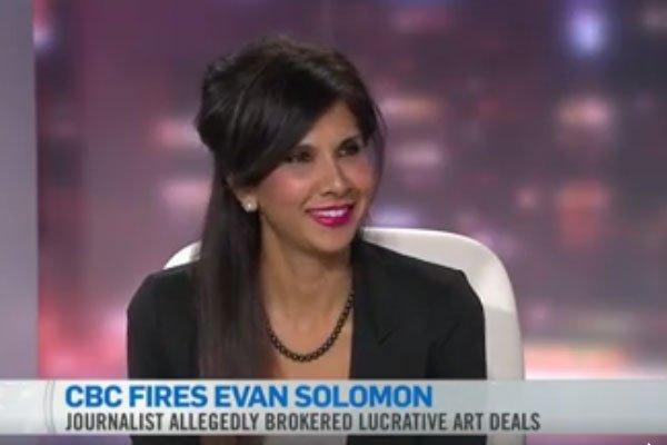 CBC Fires Evan Salomon
