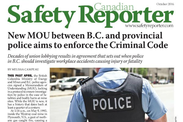 New MOU between B.C. and provincial police aims to enforce the Criminal Code