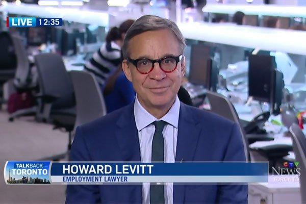 Howard Levitt