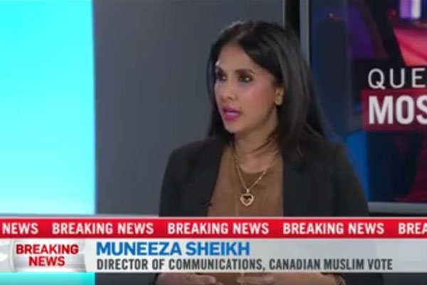 Muneeza Sheikh comments on Quebec mosque shooting
