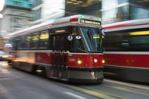 Toronto transit workers