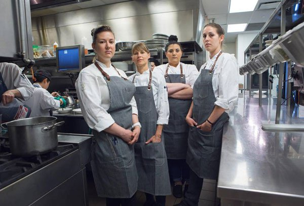 Kitchen fires: The open debate Canadian chefs are finally having about sexism and harassment