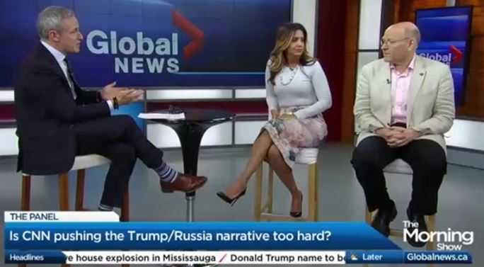 Is CNN pushing the Trump/Russia narrative too hard?