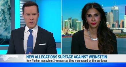 New Allegations Surface Against Weinstein