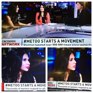 In the wake of the Weinstein allegations, Muneeza joins Carole MacNeil with CBC news to discuss the #metoo campaign and the role employers must play in ensuring that sexual harassment complaints are investigated.