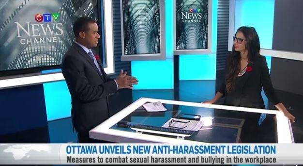Ottawa Unveils New Anti-Harassment Legislation