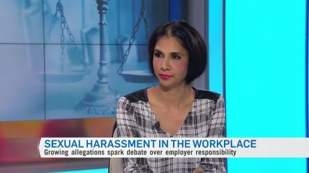 Muneeza Sheikh: Sexual Harassment In The Workplace