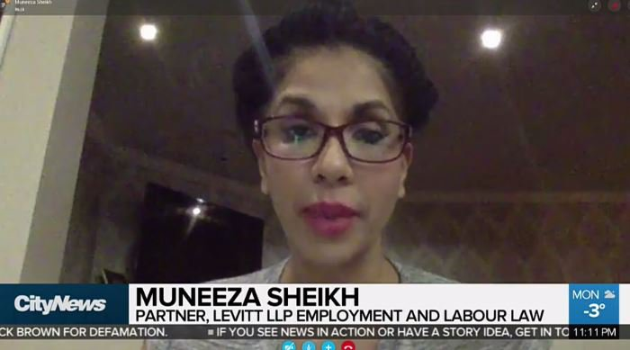Muneeza Sheikh: Contractor claims Toronto restaurant owes him thousands of dollars