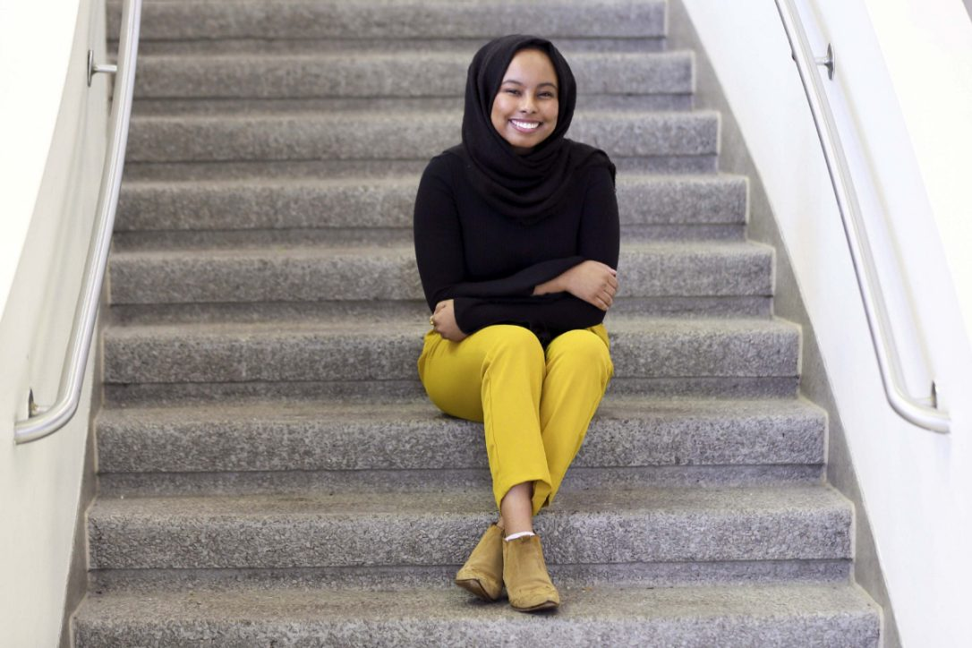 Muneeza Sheikh: 'I want to have a say': Muslim youth fellowship at Toronto City Hall aims to break down barriers