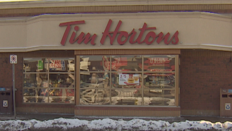 Employees at more Tim Hortons franchises say they're losing paid breaks after minimum wage hike