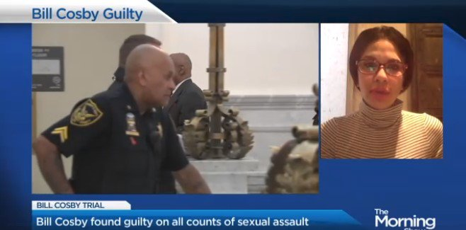 Bill Cosby found guilty of three counts of sexual assault