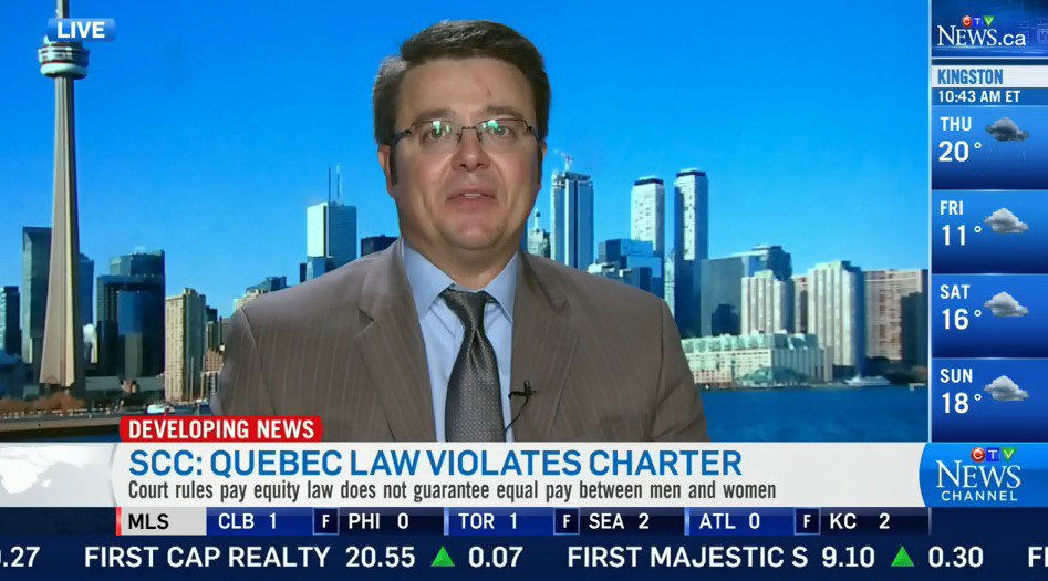 Quebec Law Violates Charter