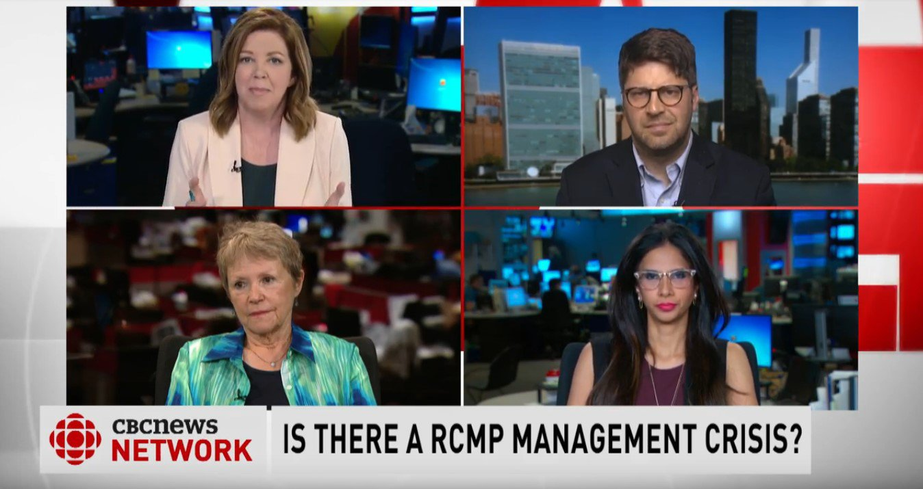 Is there an RCMP Management Crisis?