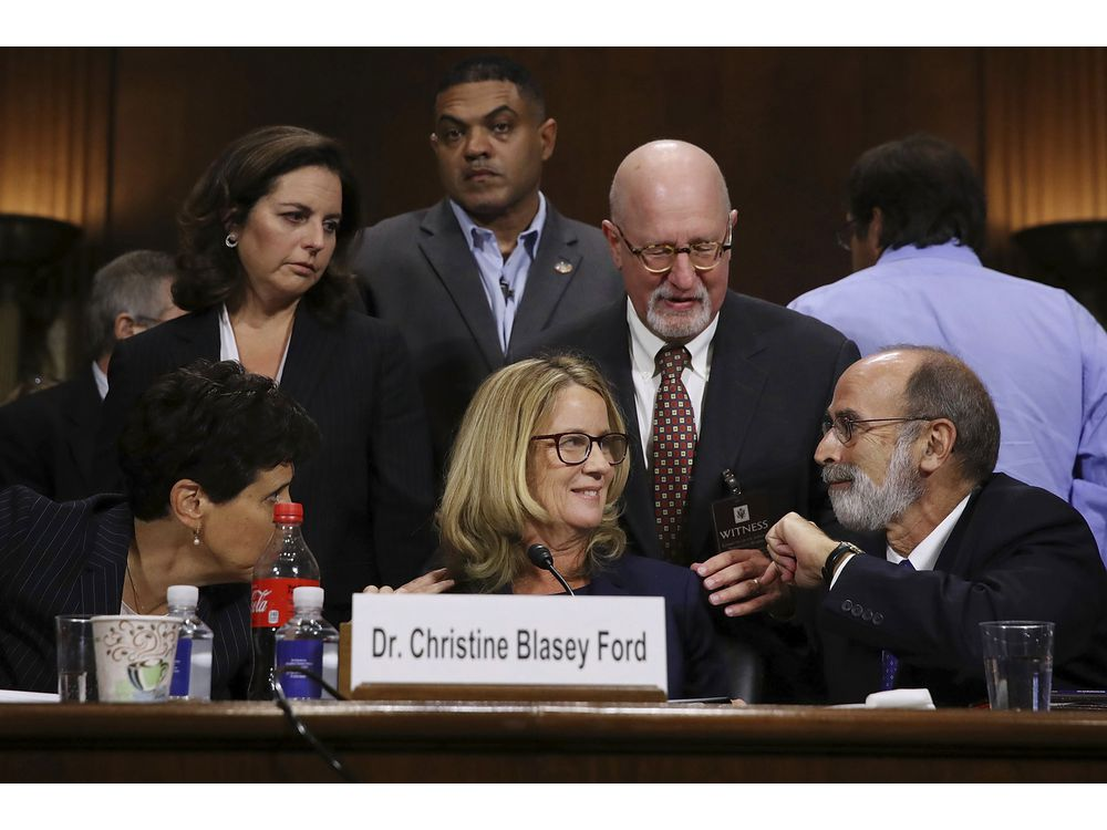 Allegations of sexual assault as dated as Blasey Ford's are unlikely to win in Canada