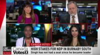 High Stakes For Ndp In Burnaby South