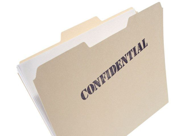 When an employer says something is confidential, take it seriously