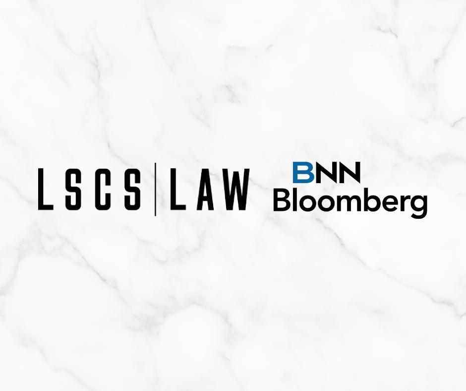 LSCS LAW BNN Bloomberg